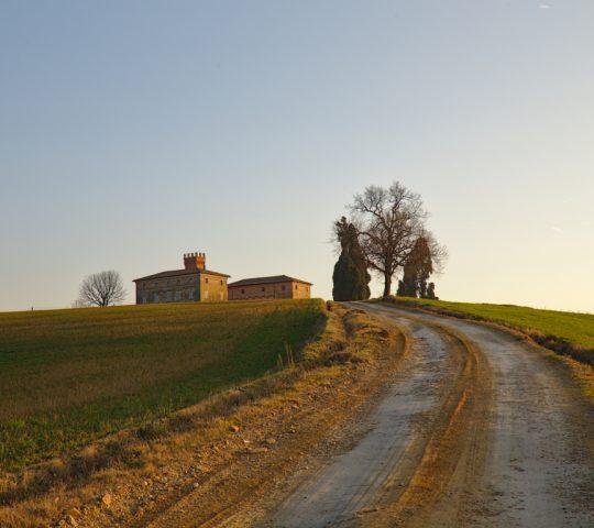 Villa Stagni – Torre Cattanei